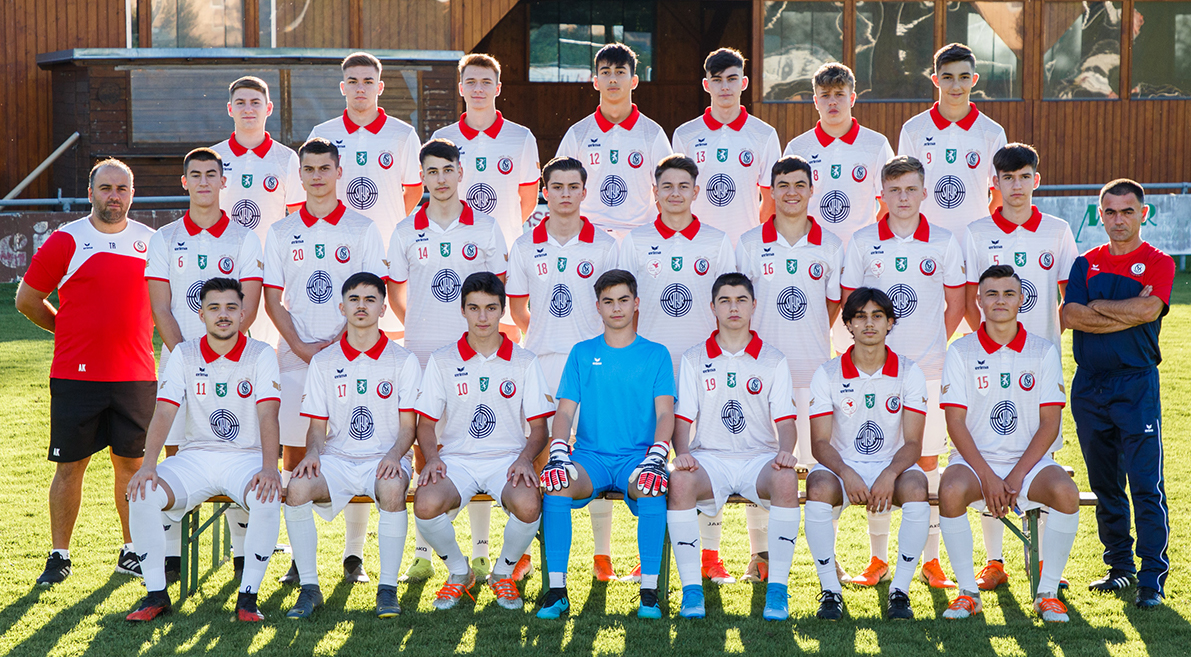 Mannschaftstofo U18 - Herbst 2020